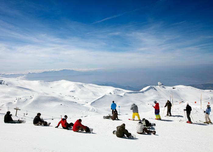 The Sierra Nevada, Spain