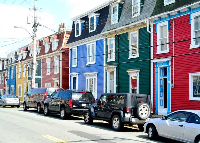 St. John`s, Newfoundland, Canada