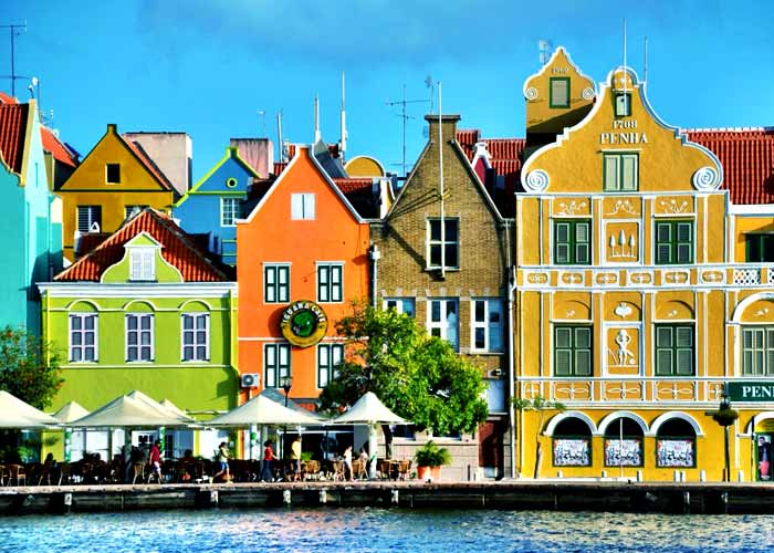 Willemstad, Curacao, Caribbean