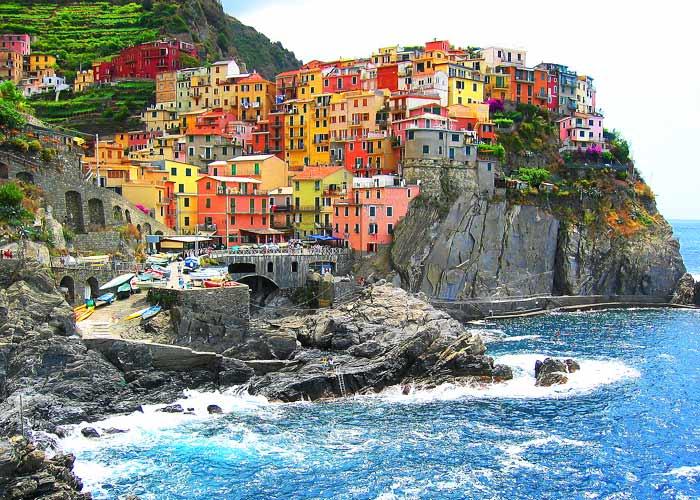 Cinque Terrer, Italy