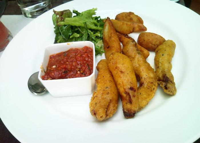 Odisha: Fish Orly