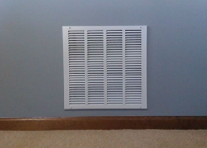 Move furniture away from vents