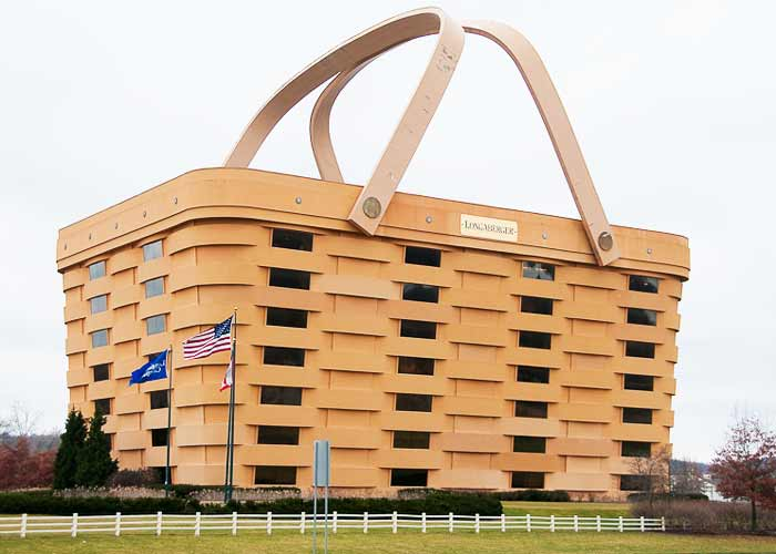 The Longaberger Company's Basket Office, USA