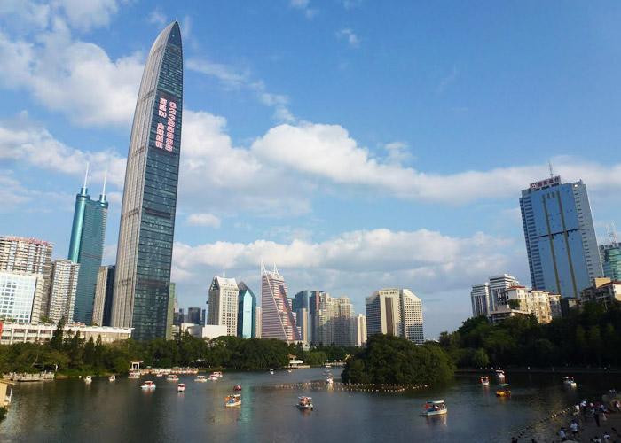Kingkey 100, Shenzhen