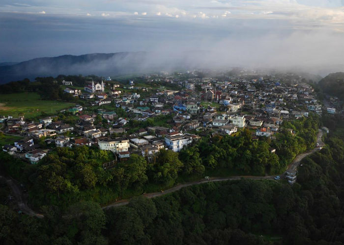 Mawsynram, Meghalaya
