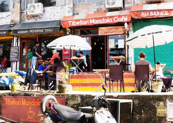 Tibetan Mandala Cafe
