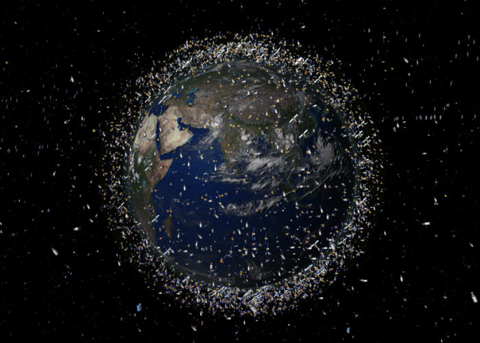 Financial Cost To Clean Space Debris Will Be Huge