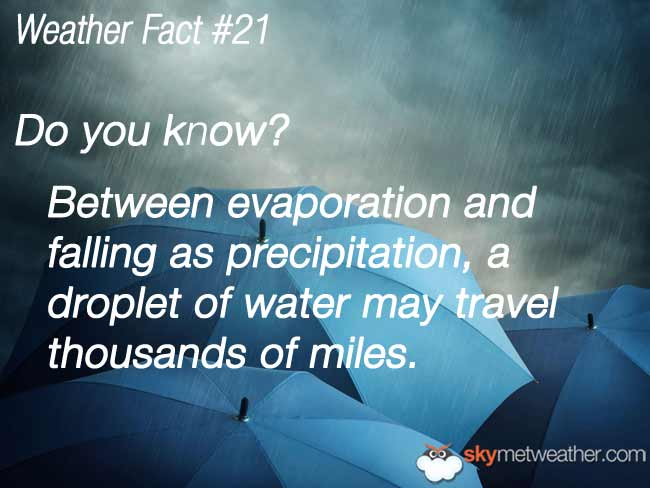 Weather Fact #21