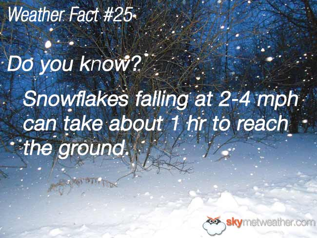 Weather Fact #25
