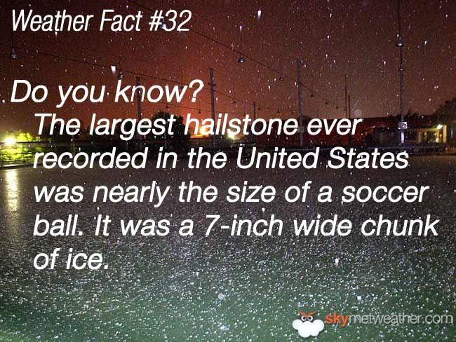 Weather Fact #32