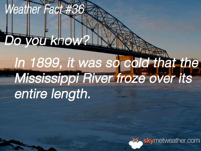 Weather Fact #36