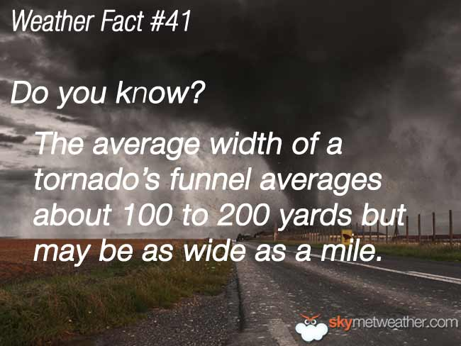 Weather Fact #41