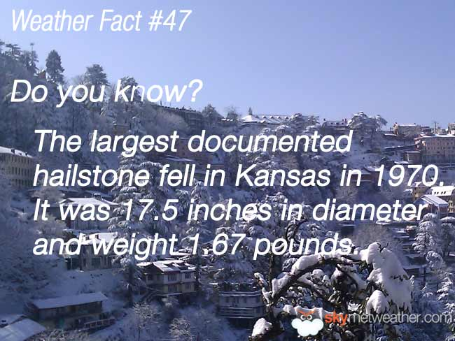 Weather Fact #47