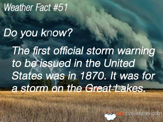 Weather Fact #51