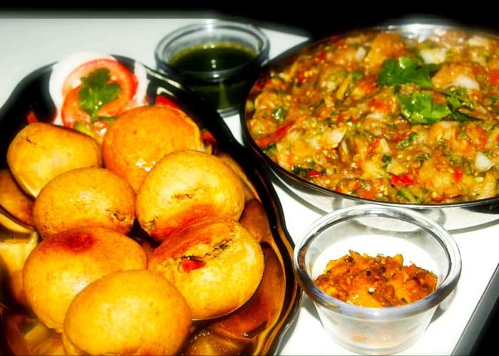 Litti Choka of Patna