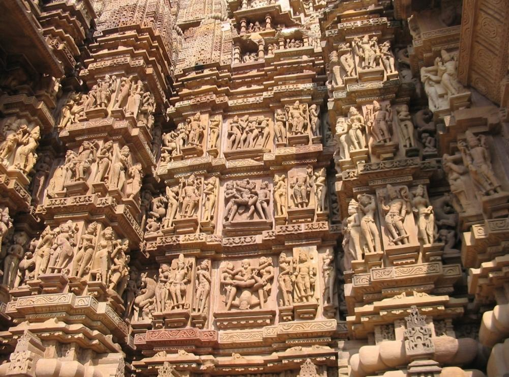 Khajuraho Monuments, Madhya Pradesh