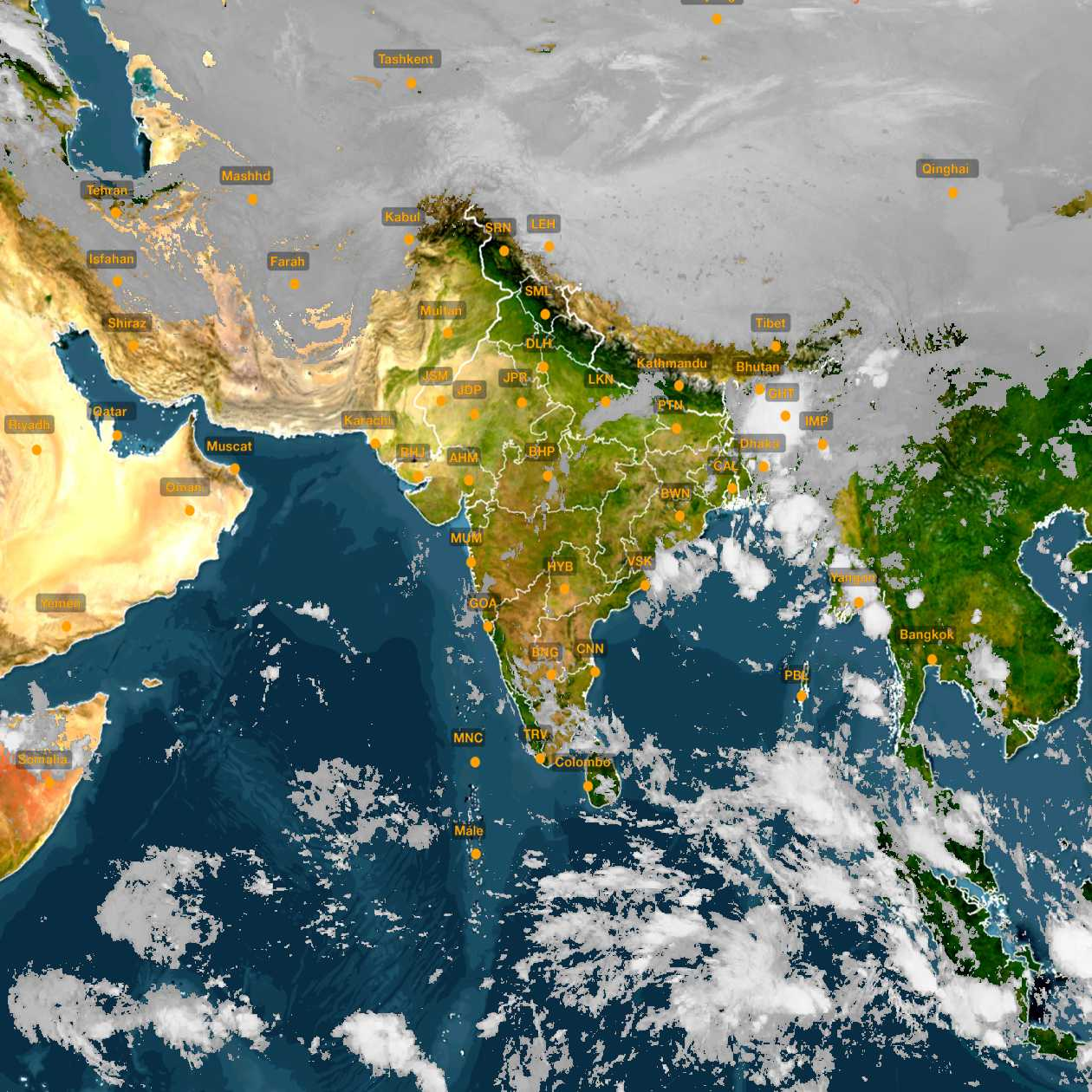 <b style='padding-left:57px;'>06:00</b><br>Satellite Images of India <br>for 31 October 2020