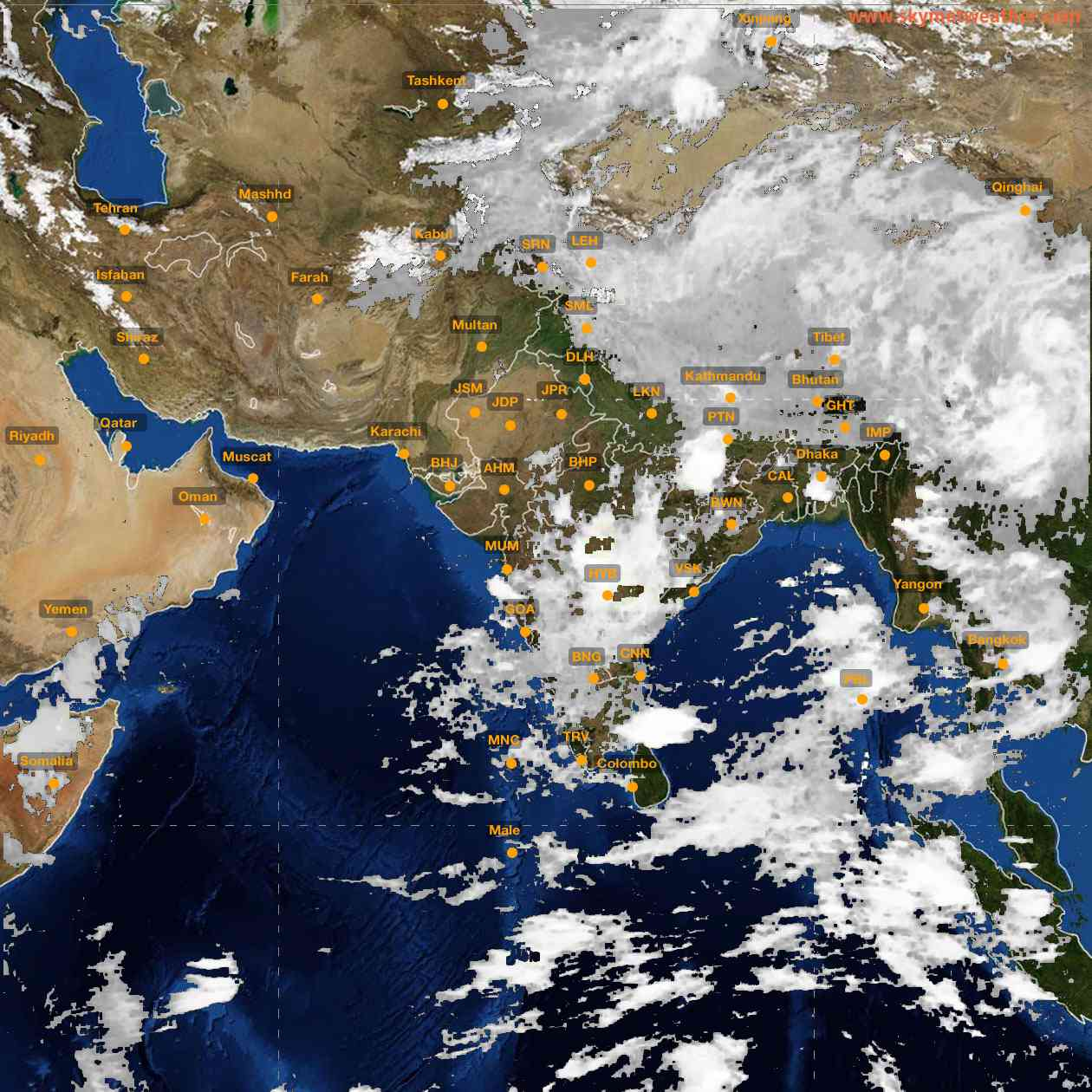 <b style='padding-left:57px;'>05:00</b><br>Satellite Images of India <br>for 25 June 2021