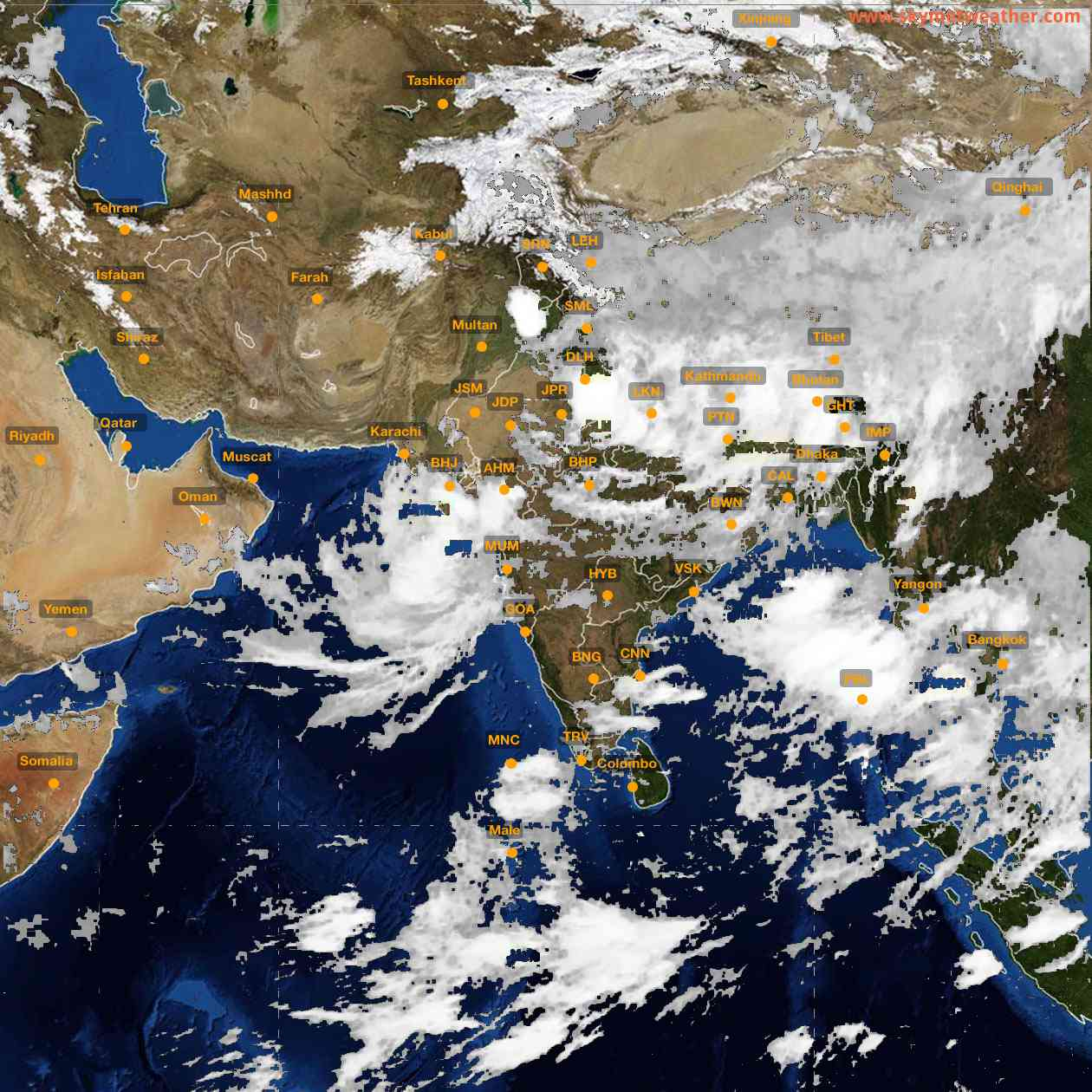 <b style='padding-left:57px;'>04:00</b><br>Satellite Images of India <br>for 26 July 2021